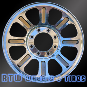 18 inch Ford F250 F350  OEM wheels 3604 part# 5C3Z1007NA, 5C341007NB
