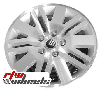 16 inch Mercury Mariner  OEM wheels 3607 part# 6C3Z1007C