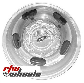 17 inch Ford Pickup  OEM wheels 3619 part# 365L3Z1007CA