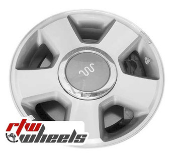 17 inch Ford Expedition  OEM wheels 3624 part# 5L3Z1007CA