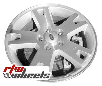 17 inch Ford Explorer  OEM wheels 3626 part# 5L3Z1007CA