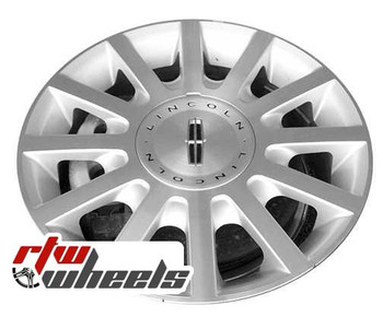 17 inch Lincoln Town Car  OEM wheels 3636 part# 5W1Z1007AA