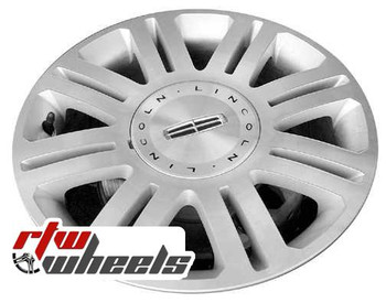 17 inch Lincoln Zephyr  OEM wheels 3640 part# 6H6Z1007AA
