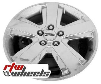 17 inch Lincoln LS  OEM wheels 3642 part# 6W4Z1007AA, 6W4Z1007BA
