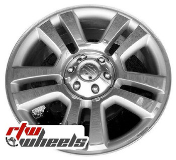 22 inch Ford F150  OEM wheels 3645 part# 6L3Z1007BA