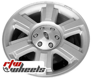 20 inch Ford F150  OEM wheels 3646 part# 6L3Z1007M