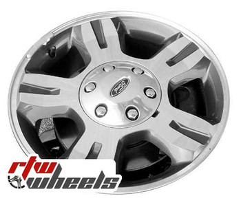 18 inch Ford F150  OEM wheels 3663 part# 7L3Z1007K