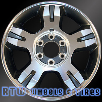 18 inch Ford F150  OEM wheels 3663 part# tbd