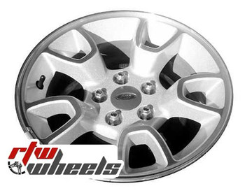 16 inch Ford Ranger  OEM wheels 3667 part# 7L5Z1007P