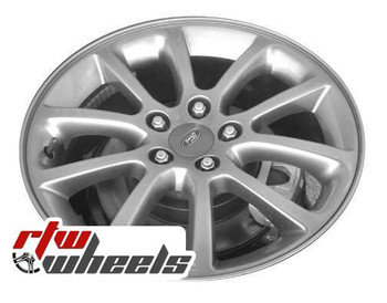 18 inch Ford Edge  OEM wheels 3674 part# 7T4Z1007E, 8T4Z1007J