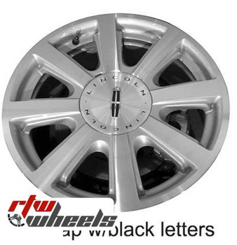 18 inch Lincoln MKX  OEM wheels 3676 part# 7A1Z1007A