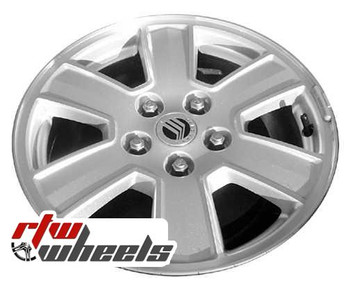 16 inch Mercury Mariner  OEM wheels 3682 part# 8E6Z1007F