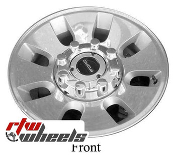 18 inch Ford F250 F350  OEM wheels 3690 part# 7C3Z1007A, 7C341007AA