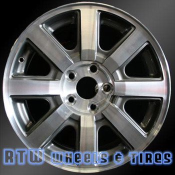 17 inch Ford  Taurus  OEM wheels 3694 part# tbd