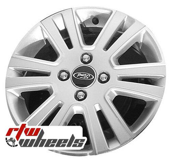 16 inch Ford Focus  OEM wheels 3703 part# 8S4Z1007B, AS4Z1007B