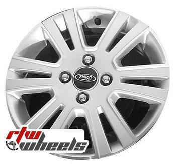 16 inch Ford Focus  OEM wheels 3703 part# 8S4Z1007B, AS4Z1007B