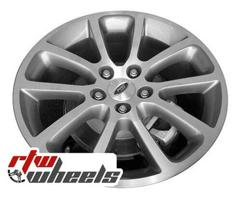 18 inch Ford Fusion  OEM wheels 3705 part# 8E5Z1007A