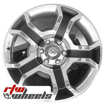 22 inch Ford F150  OEM wheels 3750 part# 8L3Z1007A
