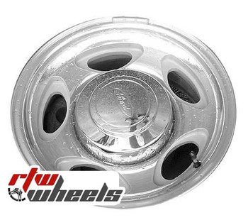 16 inch Ford Econoline Van  OEM wheels 3756 part# 8C2Z1007A, AC2Z1007A, BC2Z1007A
