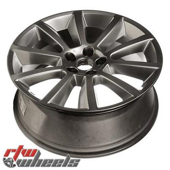 20 inch Ford Flex  OEM wheels 3771 part# BA8Z1007E