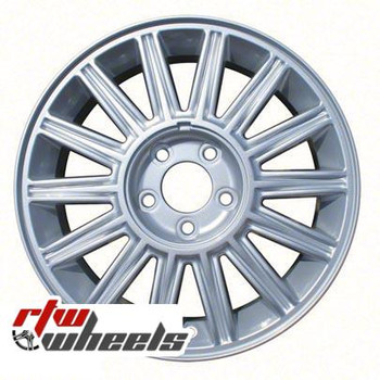17 inch Mercury Grand Marquis  OEM wheels 3776 part# 8W3Z1007A