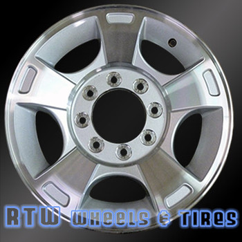 18 inch Ford F250 F350  OEM wheels 3790 part# BC3Z1007A, BC341007BA