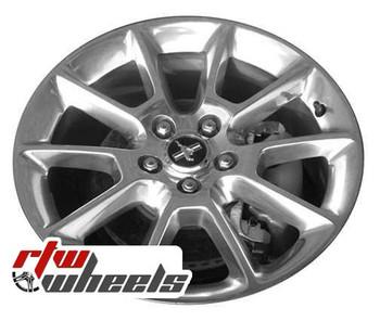 18 inch Ford Mustang  OEM wheels 3810 part# AR3Z1007F