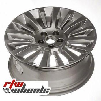 19 inch Lincoln MKT  OEM wheels 3823 part# BE9Z1007B
