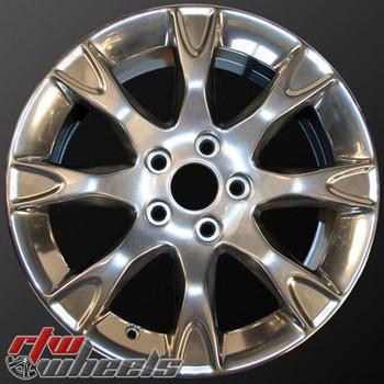 17 inch Ford Fusion  OEM wheels 3856 part# BA1Z1007A