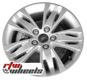 16 inch Ford Focus  OEM wheels 3880 part# tbd