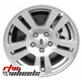 17 inch Ford Edge  OEM wheels 3901 part# BT4Z1007A