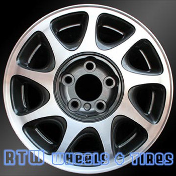 16 inch Buick Regal  OEM wheels 4030 part# tbd