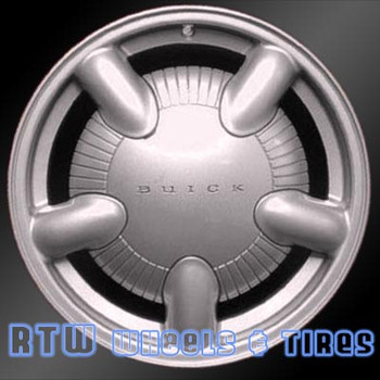 15 inch Buick LeSabre  OEM wheels 4033 part# 9592952, 09592953
