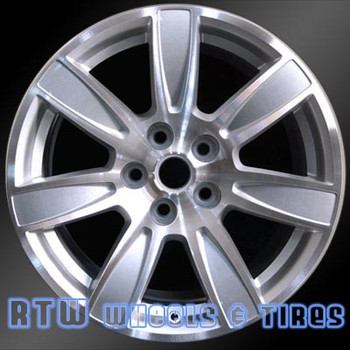18 inch Buick Lacrosse  OEM wheels 4096 part# 9597390