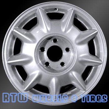 16 inch Cadillac Seville  OEM wheels 4529 part# 9593092