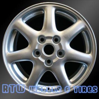 16 inch Cadillac Seville  OEM wheels 4538 part# tbd