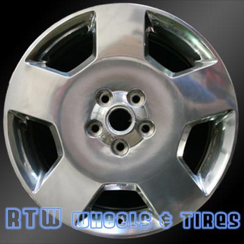 17 inch Cadillac Catera  OEM wheels 4548 part# tbd