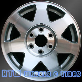 17 inch Cadillac Escalade  OEM wheels 4563 part# 09593885