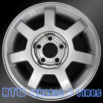 16 inch Cadillac CTS  OEM wheels 4567 part# tbd