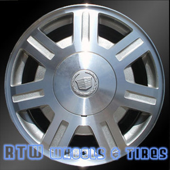 16 inch Cadillac Deville  OEM wheels 4569 part# tbd