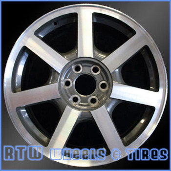18 inch Cadillac SRX  OEM wheels 4581 part# tbd