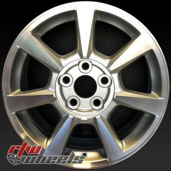 17 inch Cadillac CTS  OEM wheels 4623 part# 9596616