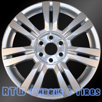 18 inch Cadillac SRX  OEM wheels 4665 part# 9597415