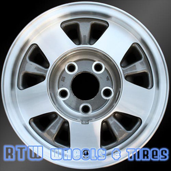 15 inch Chevy Blazer  OEM wheels 5016 part# 9591783