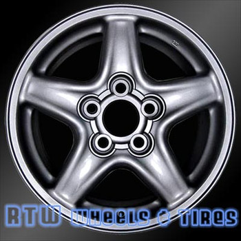 16 inch Chevy Camaro  OEM wheels 5056 part# 12363781