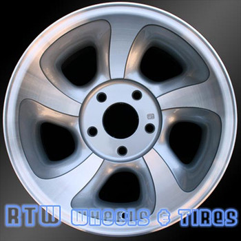 15 inch Chevy Blazer  OEM wheels 5063 part# 09592680