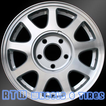15 inch Chevy Malibu  OEM wheels 5066 part# tbd
