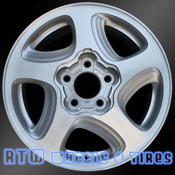 16 inch Chevy Monte Carlo  OEM wheels 5085 part# tbd