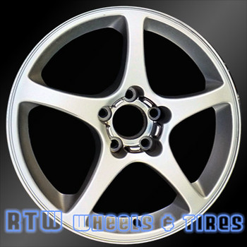 17 inch Chevy Corvette  OEM wheels 5121 part# tbd