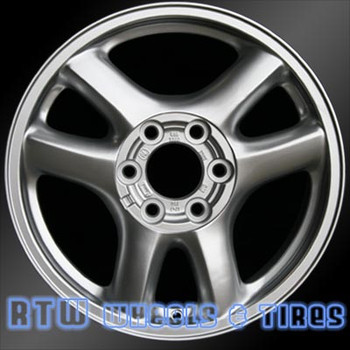 17 inch GMC Envoy  OEM wheels 5136 part# 0959339